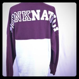 PINK Oversized Crewneck LIMITED EDITION